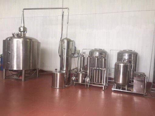 Máy lão hóa rượu 100 lít AGT