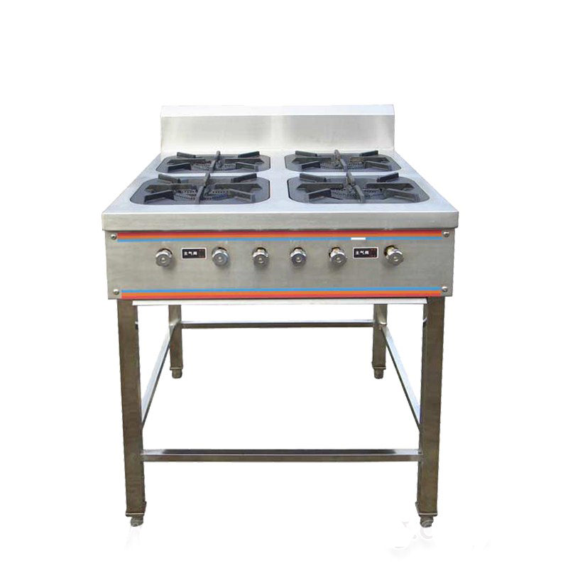 Bếp Âu công nghiệp: bếp Âu 2 họng, 4 họng, 6 họng, bếp Âu có lò nướng