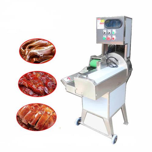 Máy thái thịt chính, tai lợn, da luộc, lòng lợn FC 304