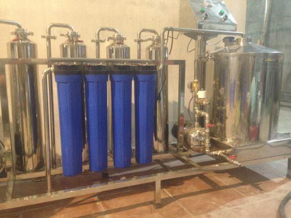 Máy lọc rượu công nghiệp