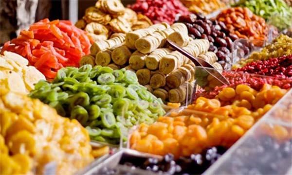 Máy sấy khô có thể sấy đa dạng các loại nguyên liệu