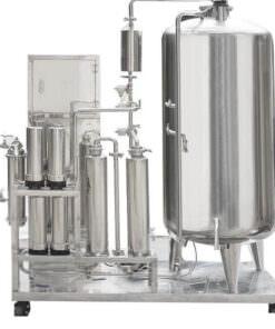 Máy lão hóa rượu giúp đẩy nhanh quá trình nấu rượu