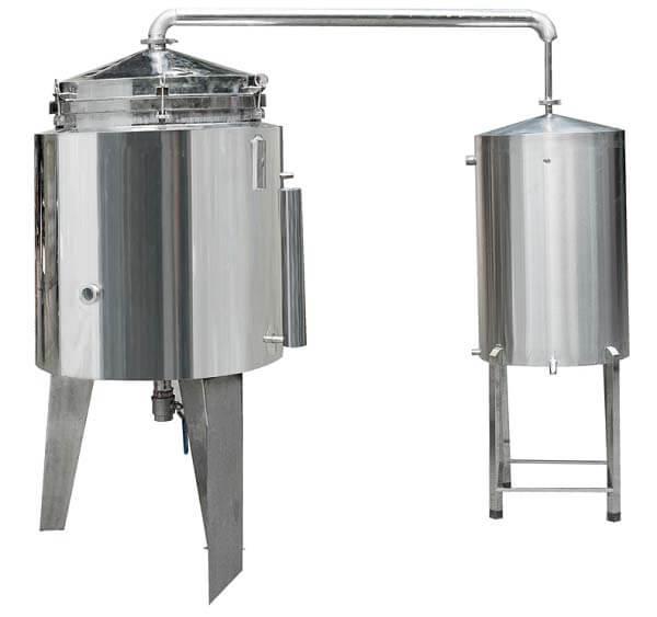 Nồi nấu rượu bằng điện hiện đại và tiết kiệm thời gian, công sức