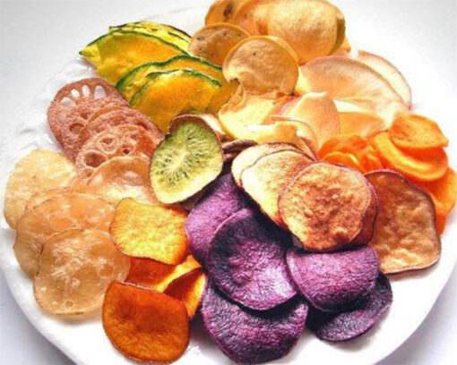 Thực phẩm được sấy khô
