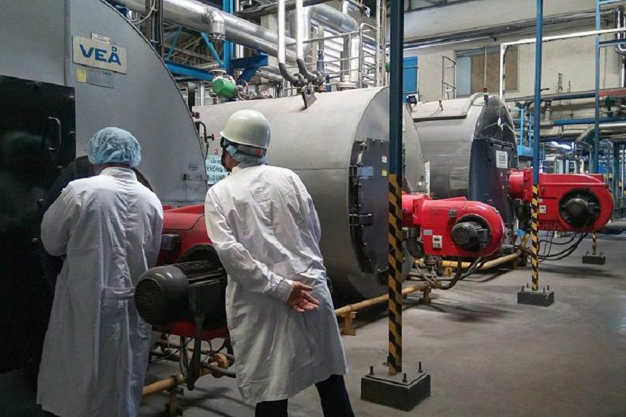Hướng dẫn cách vận hành lò hơi công nghiệp cơ bản cho người mới sử dụng