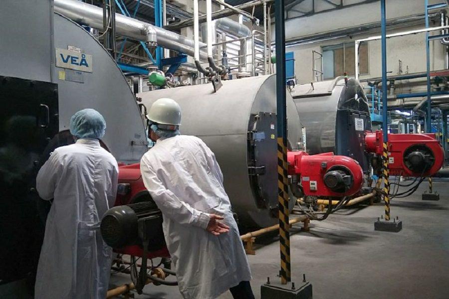 Công ty CP AgriTech chuyên sản xuất lò hơi công nghiệp chất lượng hàng đầu Việt Nam