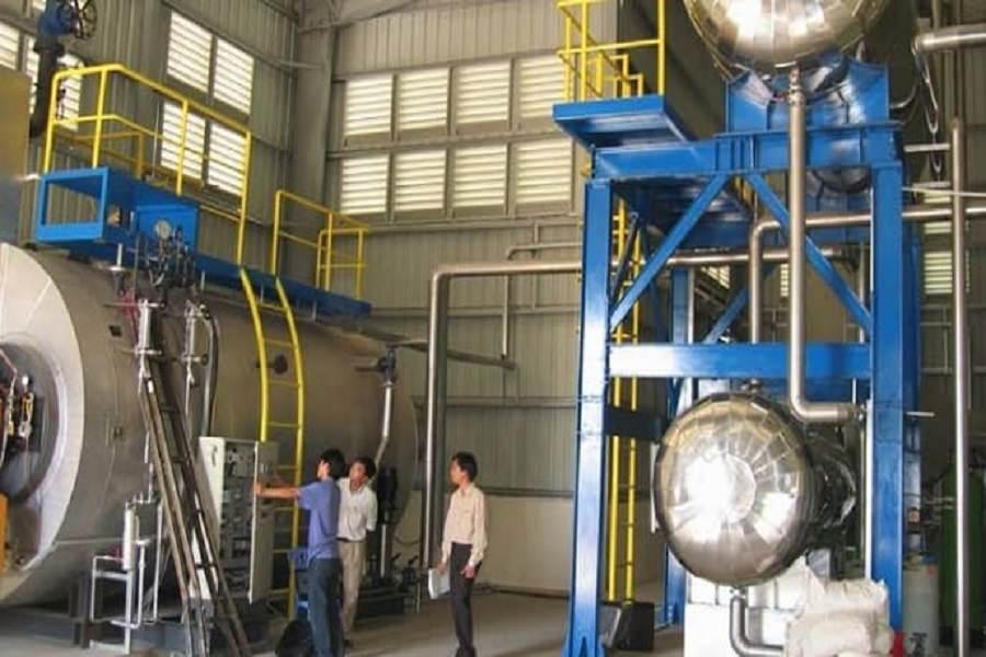 Một số kiến thức tổng quan về lò hơi công nghiệp